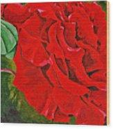 Spring Bud's 4 Wood Print