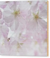 Spring Chorus Wood Print