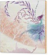 Spring Dance Wood Print