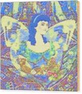 Spring Dreaming Wood Print