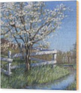 Spring Fare Wood Print