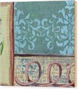 Spring Fling 1 Wood Print