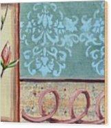 Spring Fling 2 Wood Print