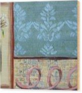 Spring Fling 3 Wood Print
