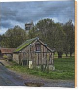 Spring House And Abbey Wood Print
