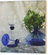 Spring Joy Wood Print