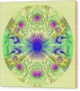 Spring Meditation Wood Print