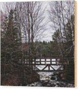 Spring Rush Wood Print