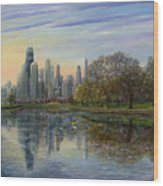 Spring Serenity  Wood Print by Doug Kreuger