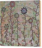 Spring Splendor Wood Print