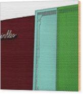 Sprinkles Beverly Hills Wood Print
