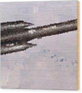 Sr-71 Reconnaissance  Wood Print