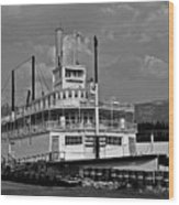 S.s. Klondike Wood Print