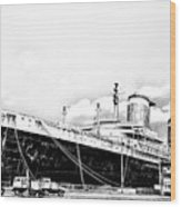 Ss United States Wood Print