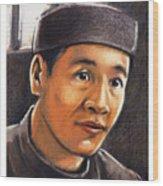 St. Andrew Dung-lac - Jladl Wood Print