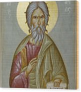 St Andrew The Apostle And First-called Wood Print