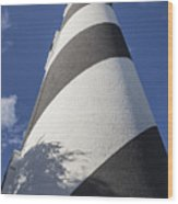 St. Augustine Lighthouse 203 Wood Print