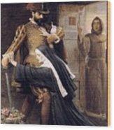 St Bartholomew Wood Print