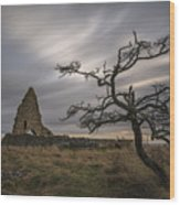 St Britas Kapell Wood Print