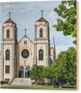 St. Cajetans Wood Print