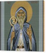 St. Declan Of Ardmore - Rldoa Wood Print
