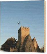 St Doulaghs Church Wood Print