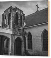 St. Francis Xavier's - 1 Wood Print