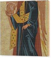 St. Gabriel Archangel - Jcagb Wood Print