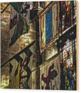 St. Giles Cathedral Edinburgh Wood Print