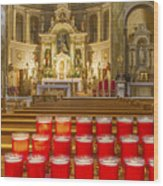 St. Hyacinth Basilica Wood Print