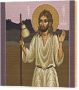 St Ignatius The Pilgrim 021 Wood Print