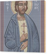 St James The Lesser 254 Wood Print