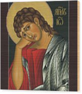 St. John The Apostle 037 Wood Print
