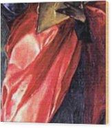 St John The Evangelist 1579 Wood Print