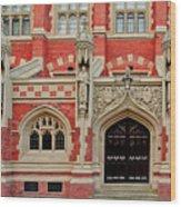 St. Johns College. Cambridge. Wood Print