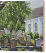 St John's Parish Church Wood Print