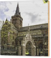 St. Magnus Cathedral Wood Print