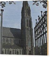 St. Mary Wood Print
