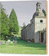 St Mary's Church At Mapleton Wood Print