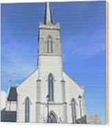 St. Marys Church Killybegs Wood Print
