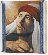 St. Matthew - Lgmth Wood Print