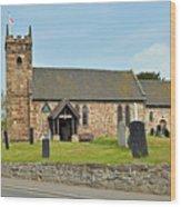 St Michael's Church At Willington Wood Print