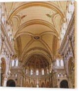 St. Nicholas Of Tolentine Church - II Wood Print