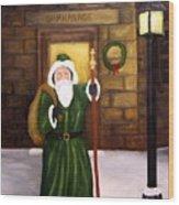 St. Nicholas Wood Print