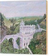 St. Patrick Wood Print