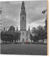 St Paul's Church A Portland Square Bristol England Wood Print