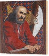 St. Peter - Lgptr Wood Print