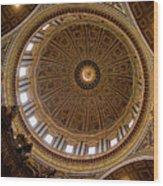 St. Peter's Duomo 1 Wood Print