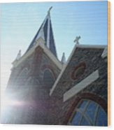 St Peters Roman Catholic Church Wood Print