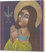 St Philomena 167 Wood Print